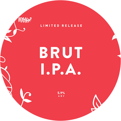 Brut IPA Limited Release taste notes