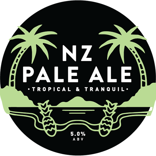 Sprig & Fern NZ Pale ale notes.