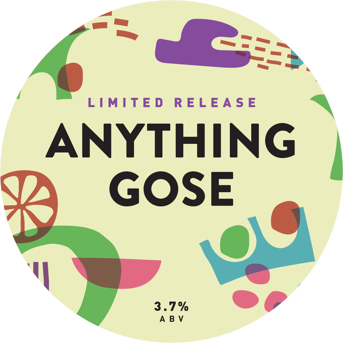 Anything Gose Tasting notes
