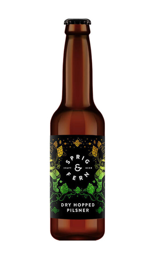 Dry Hopped Pilsner 330ml