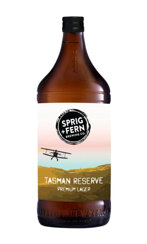 Tasman Reserve Lager 888ml Craft Beer