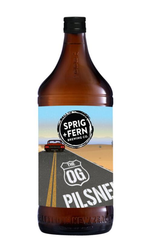 The OG Pilsner 888ml Craft Beer